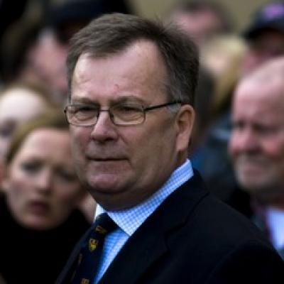 Finansminister Claus Hjort Frederiksen