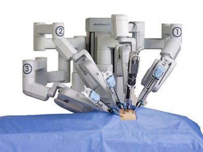 DaVinci kirurgisk robot